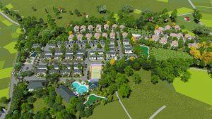 Dự án Green Oasis Villas