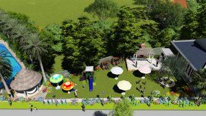 14 Khu vui choi tre em Dự án Green Oasis