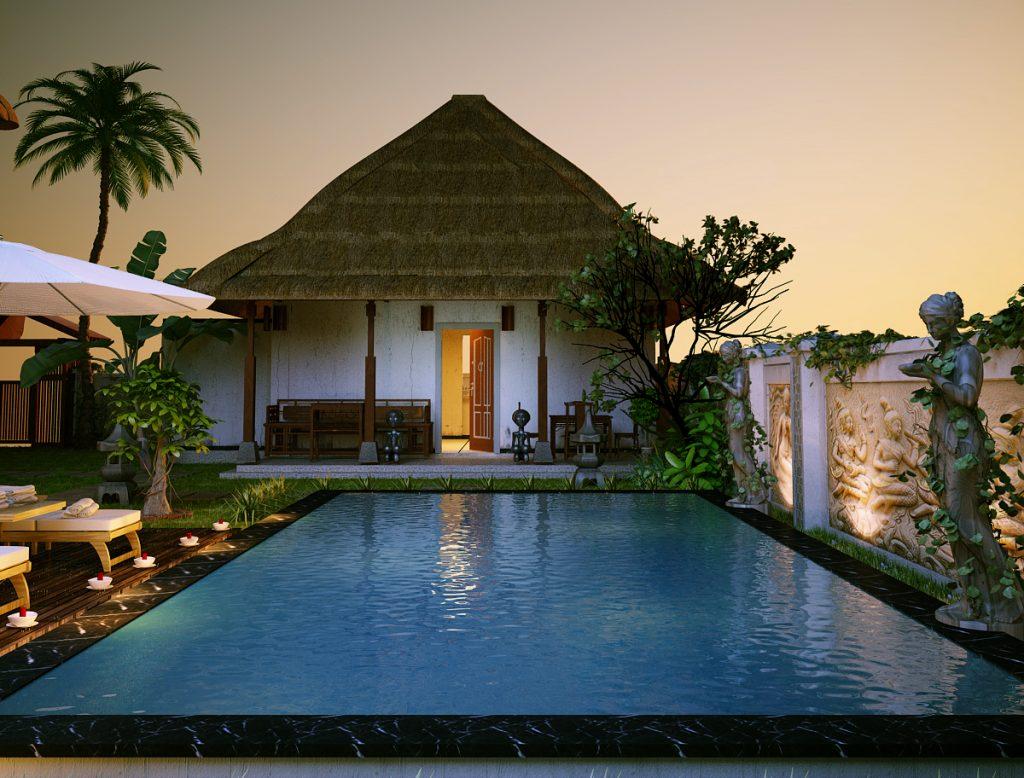 3 1 Dự án Viên Nam Resort