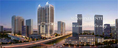 Dự án Sunshinecenter - 16 Phạm Hùng