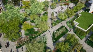 35 Dự Án Iris Garden