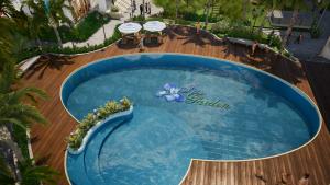 38 Dự Án Iris Garden
