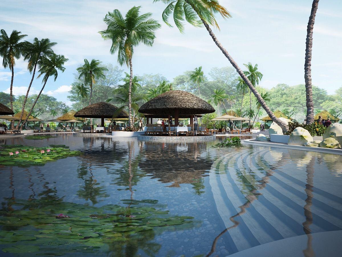 Dự án Viên Nam Resort