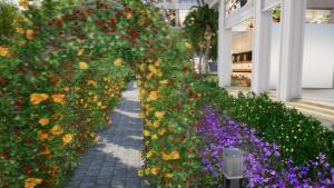 55 Dự Án Iris Garden