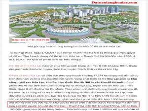 Ảnh 48 Dự án Hola Town 2 Hòa Lạc - Đất nền