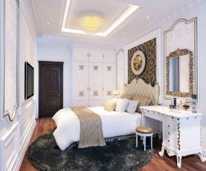 BR2 Master bedroom Dự Án The Emerald Mỹ Đình