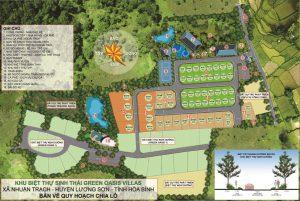 MB Phân lô Dự án Green Oasis