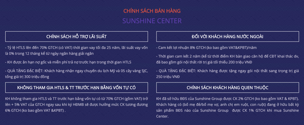 Screen Shot 2020 02 27 at 13.51.24 Dự án Sunshinecenter - 16 Phạm Hùng