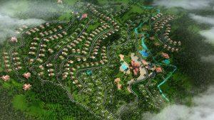 Tong the vien nam anh bìa FB... Dự án Viên Nam Resort