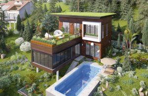biet thu doi 1 e1505734867552 Dự án Sunny Garden Resort