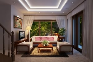 khach dem 1 Dự án Viên Nam Resort