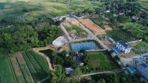 khu biet thu green oasis 10 Dự án Green Oasis