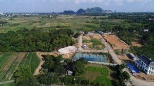khu biet thu green oasis 11 Dự án Green Oasis
