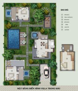 mb villa Dự án Viên Nam Resort
