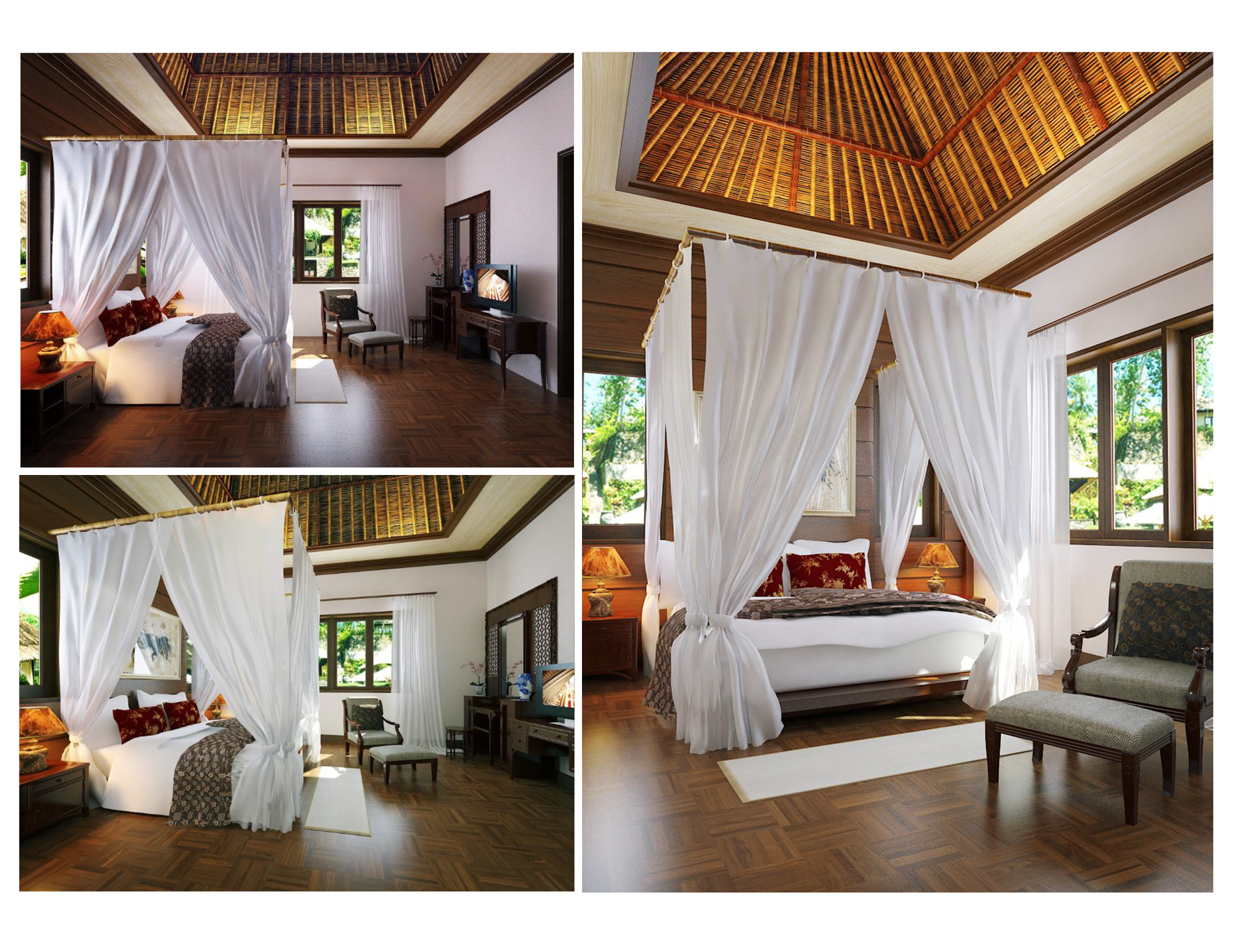 nội thất viên nam resort 1 Dự án Viên Nam Resort
