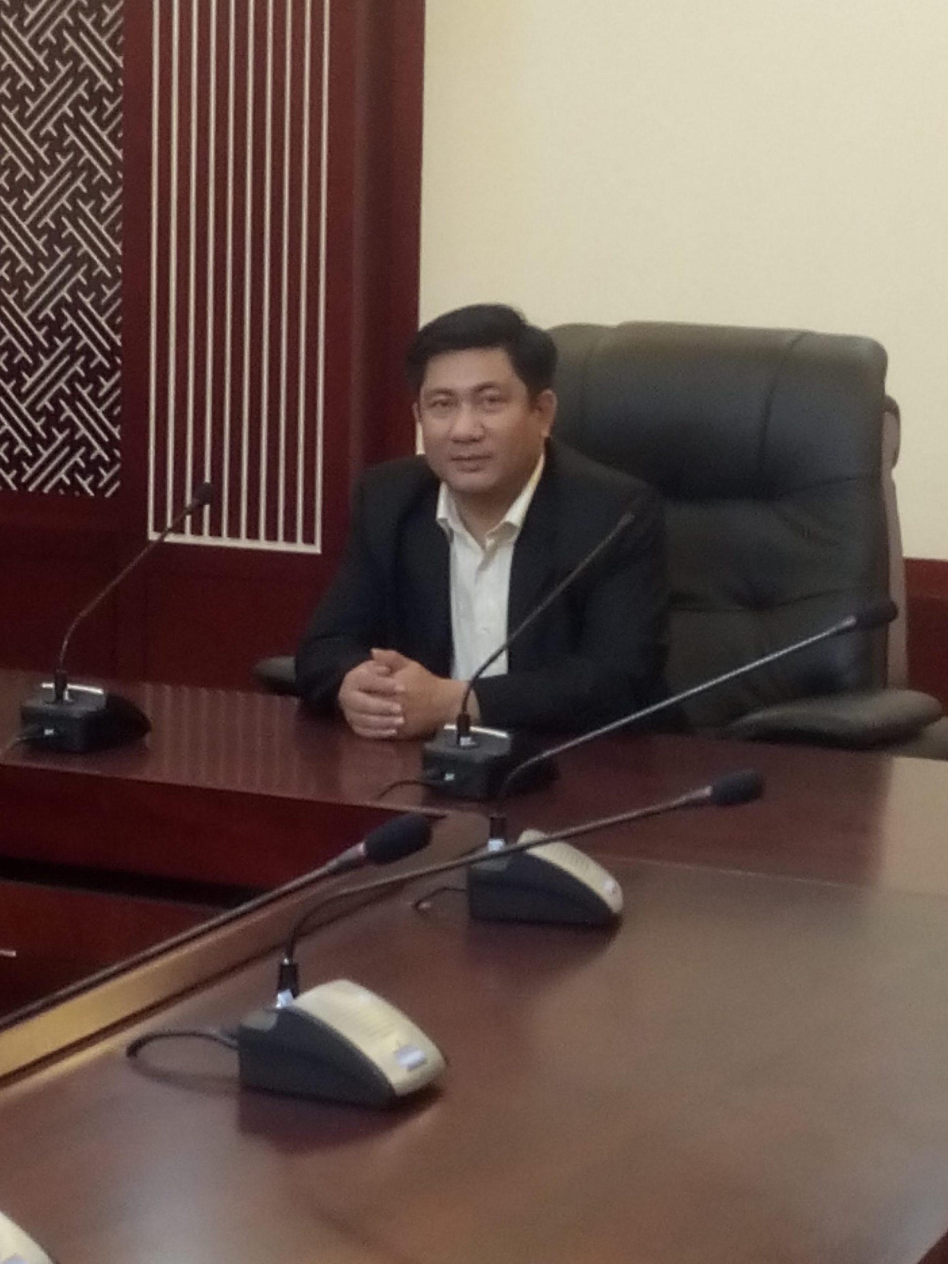 CTHĐQT - Kiêm tổng giám đốc - Nguyễn Quang Tú