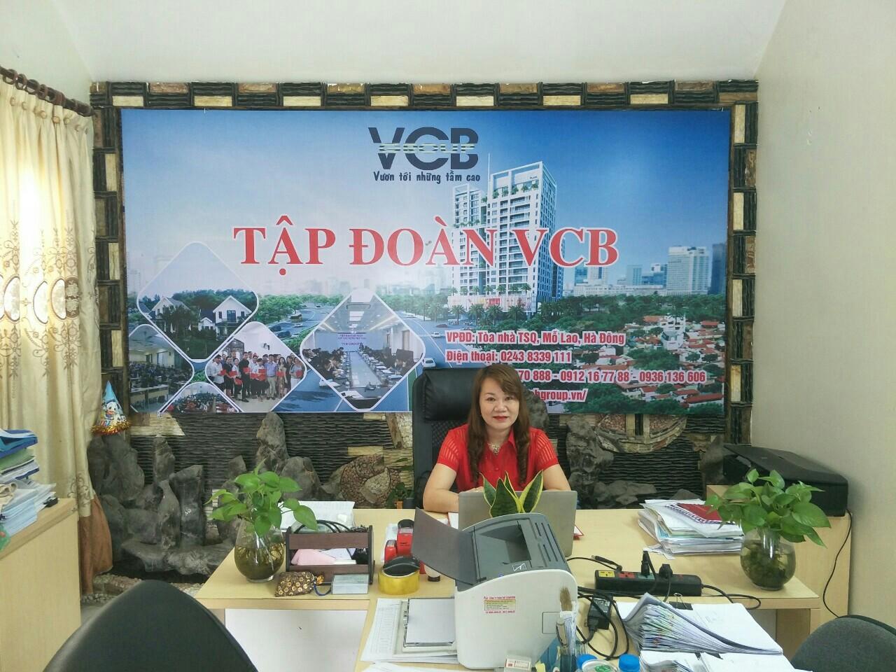 Phó tổng giám đốc kiêm giám đốc viện đào tạo - Nguyễn Thị Kim Oanh
