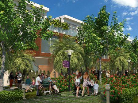 Dự án Paradise Resort Đại Lải