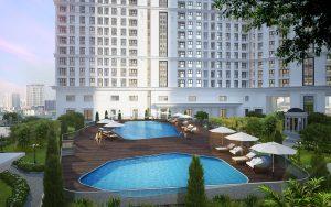 Bể bơi, dự án FLC Quảng Ngãi