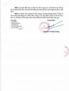 Quyết định ủy quyền thi sát hạch môi giới bất động sản tại Nghệ An