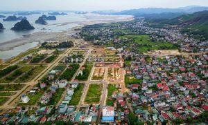 gia dat giam sau Quảng Ninh có khu kinh tế ven biển rộng hơn 13.000 ha