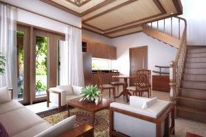 phong khach 2 1 1 1024x684 1 Điểm sáng thu hút đầu tư bất động sản nghỉ dưỡng tại Hòa Bình năm 2020