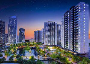 Thị trường bất động sản đã bước vào giai đoạn phục hồi.